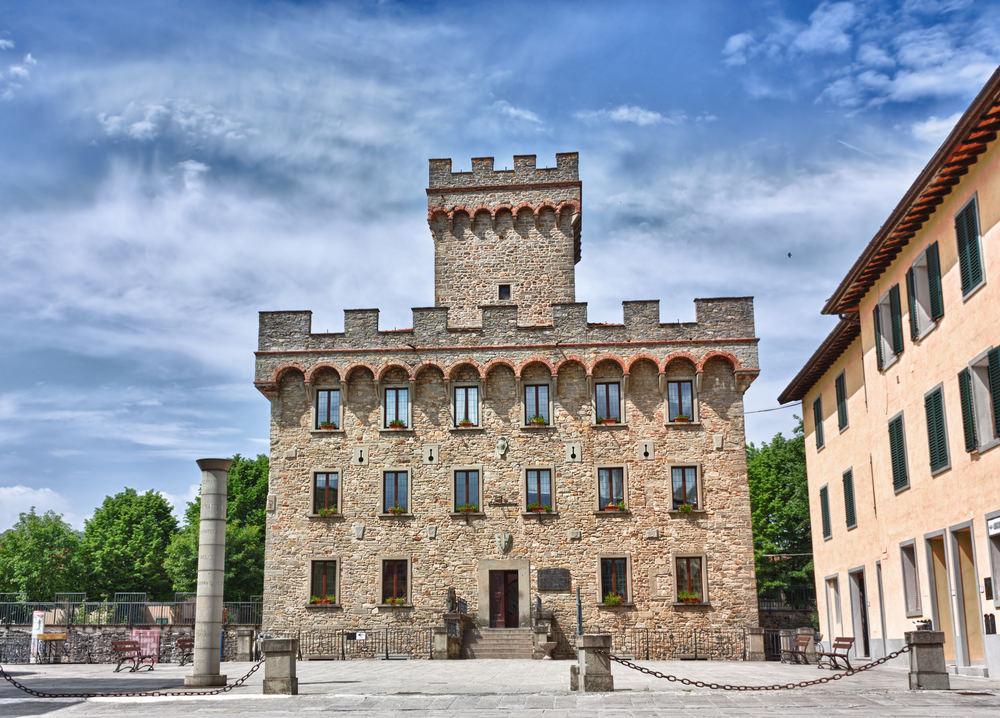 Monte Tavianella - Firenzuola