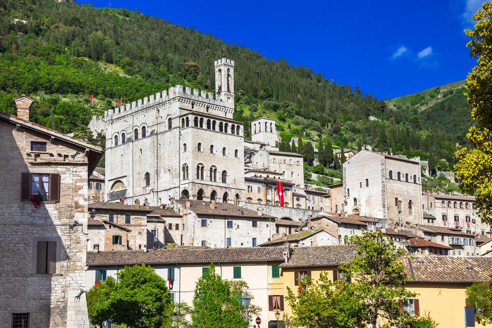 Monte Catria, Gubbio