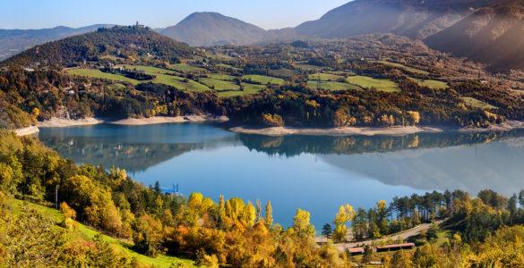 Lago di Suviana