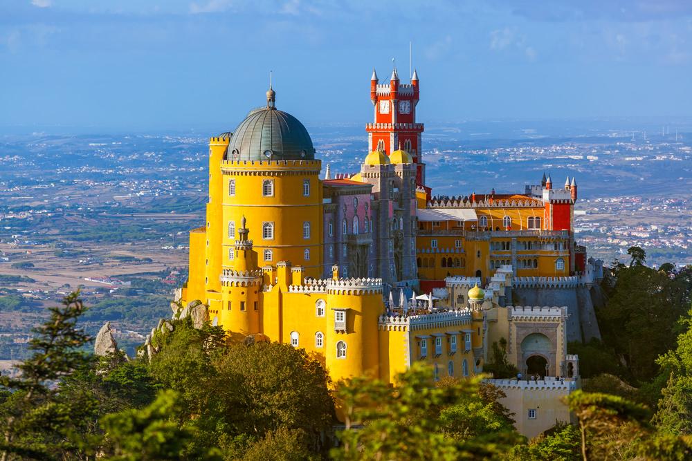Estoril Ocean Drive, Sintra
