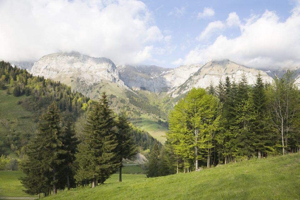 strade montagna Svizzera, Colle della Forclaz