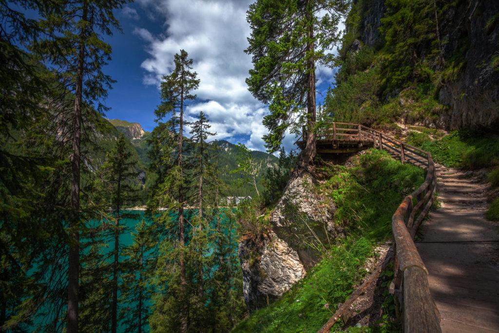 Lago di Braies - Escursioni