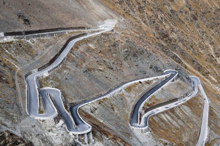 Apertura passi alpini 2019