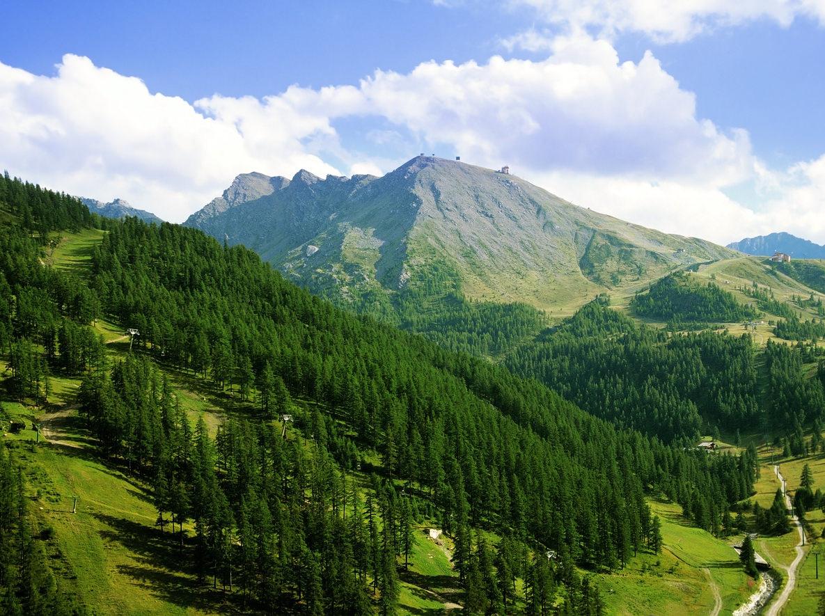 Colle del Sestriere, Alpi Piemontesi