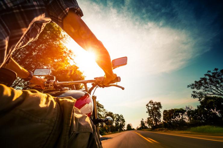 Spedire moto all'estero