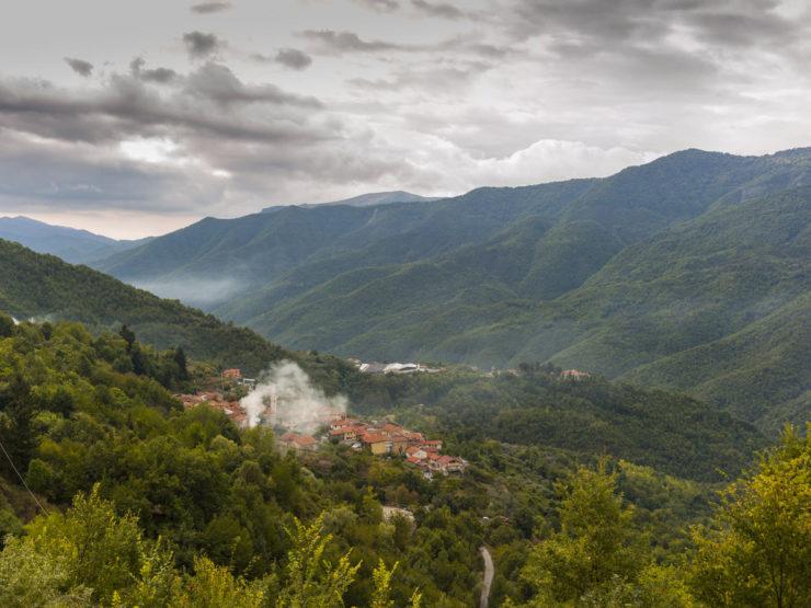 Passo del Ginestro - Pieve di Teco