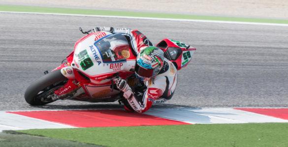 Superbike Pedercini Moto2 Puccetti