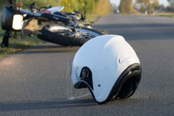 Incidenti moto estate 2019