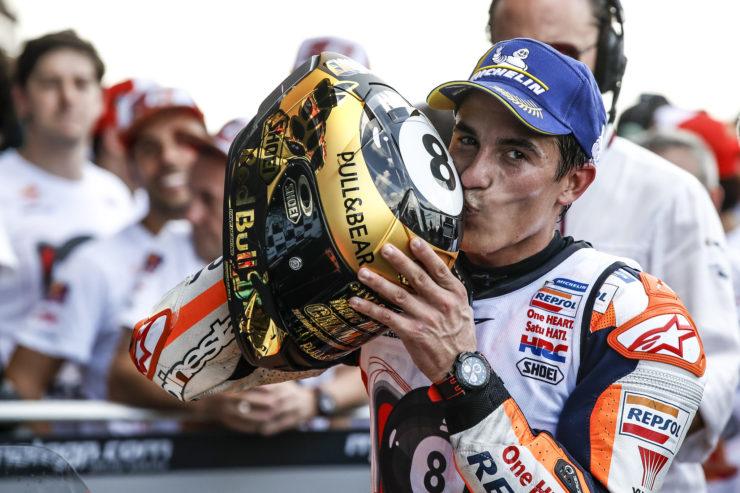 Marc Marquez moto GP