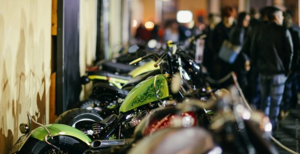 Eternal City Motorcycle Custom Show 2019