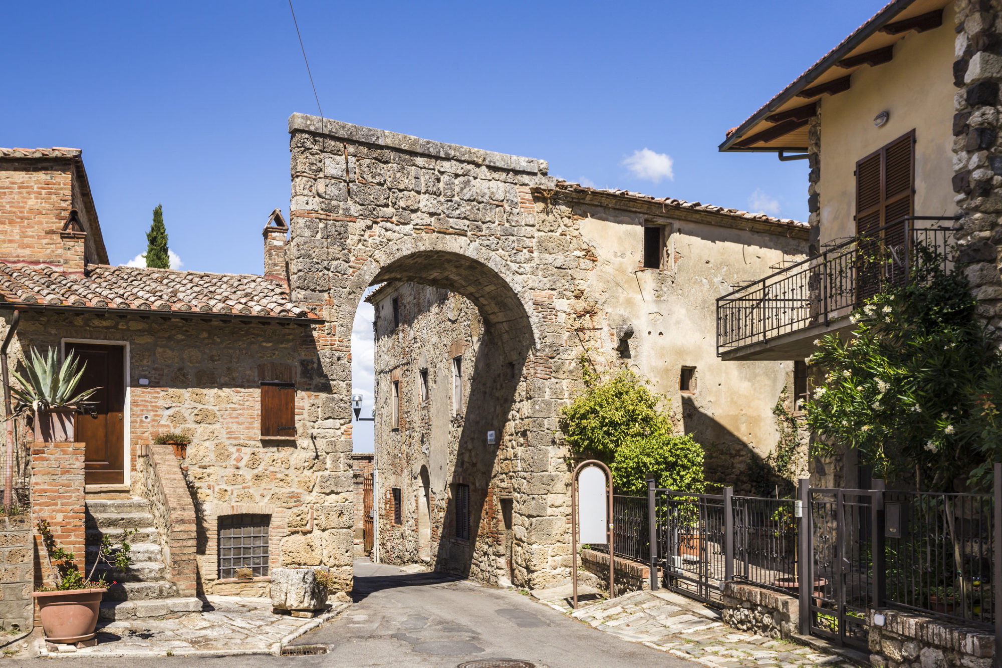 Chiusi, Toscana
