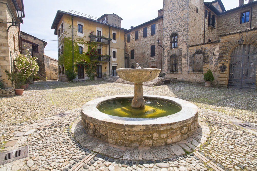 Vigoleno, Castell'Arquato