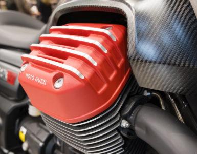 EICMA 2019 Moto Guzzi