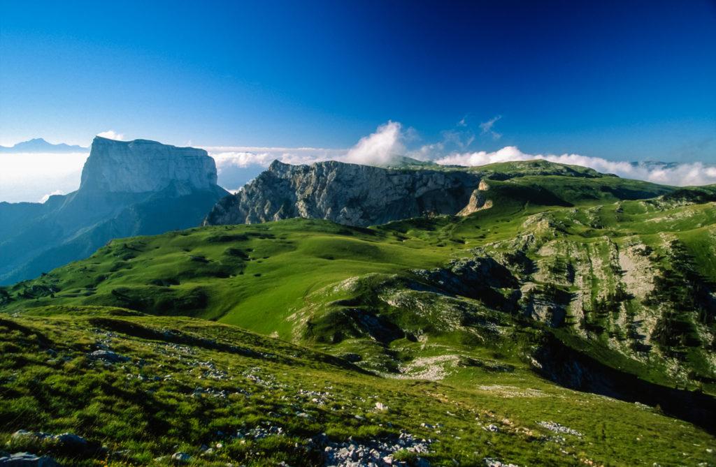 strade montagna francia, Prealpi del Vercors