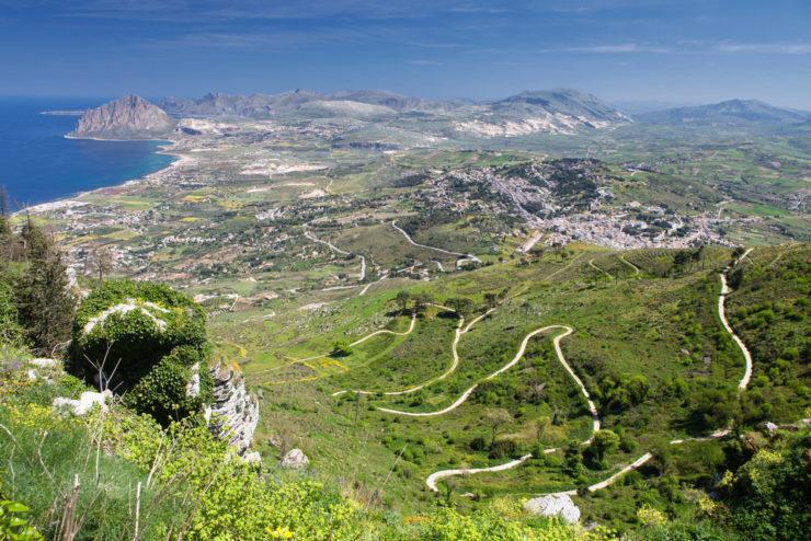 Sicilia, Erice