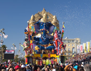 Motoraduno di Carnevale
