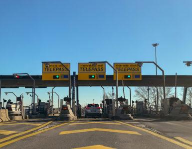 pedaggio autostradale