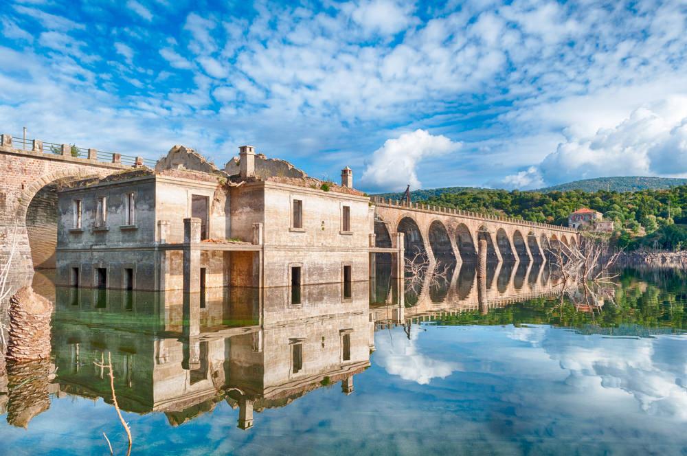 Lago di Omodeo, Sardegna