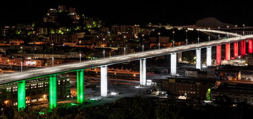 Viadotto Genova San Giorgio