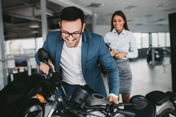 mercato moto estate 2020