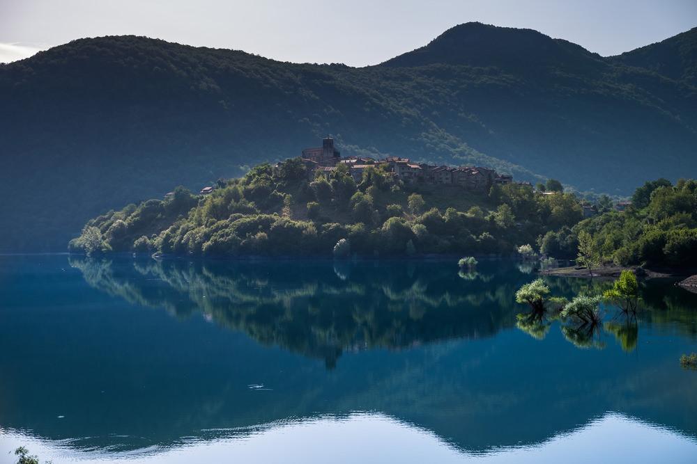 Vagli Sotto, Lago di Vagli