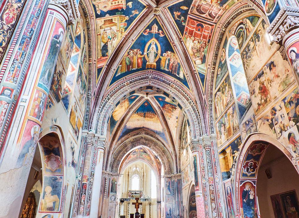 Basilica Santa Caterina d'Alessandria, Galatina