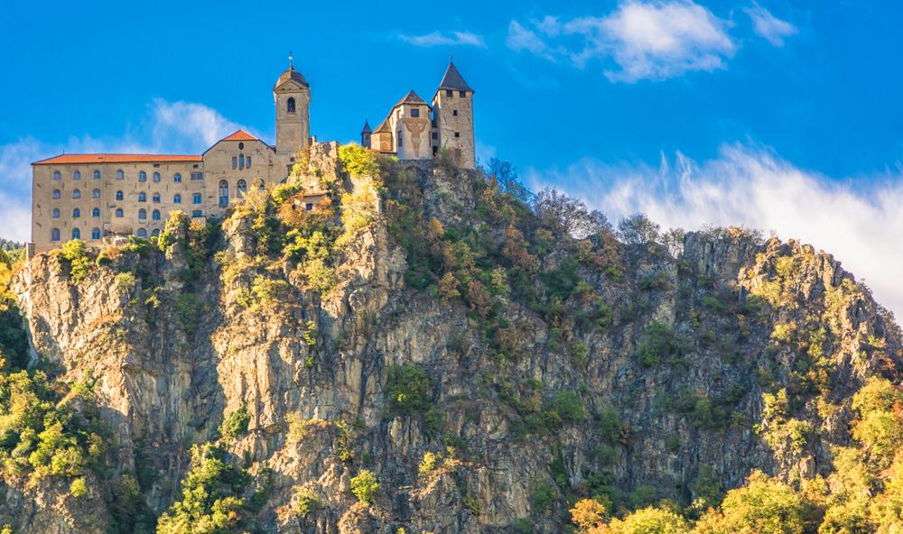 Valle Isarco, monastero di sabiona