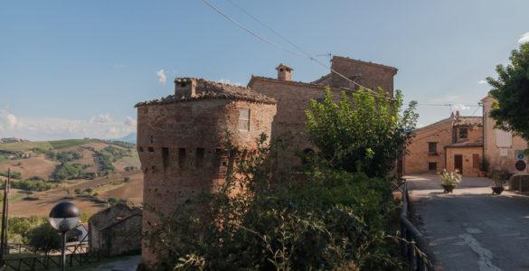 nove castelli di arcevia