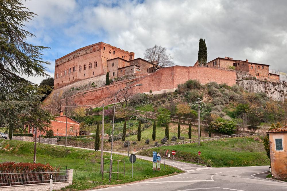 San Giovanni d'Asso, Val d'Orcia