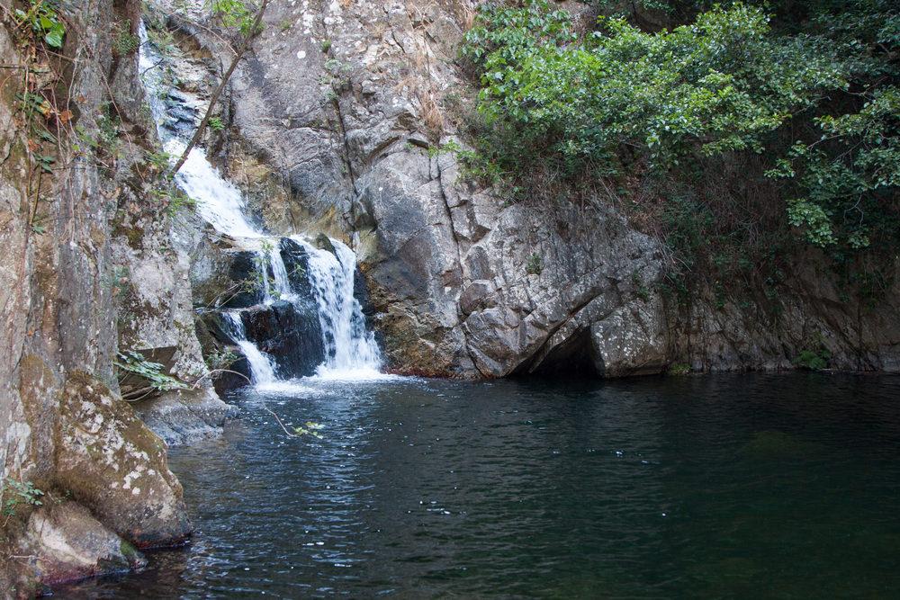 Cascata di Marmarico