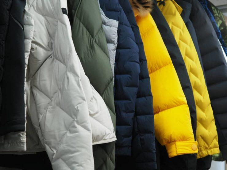 giacca piumino