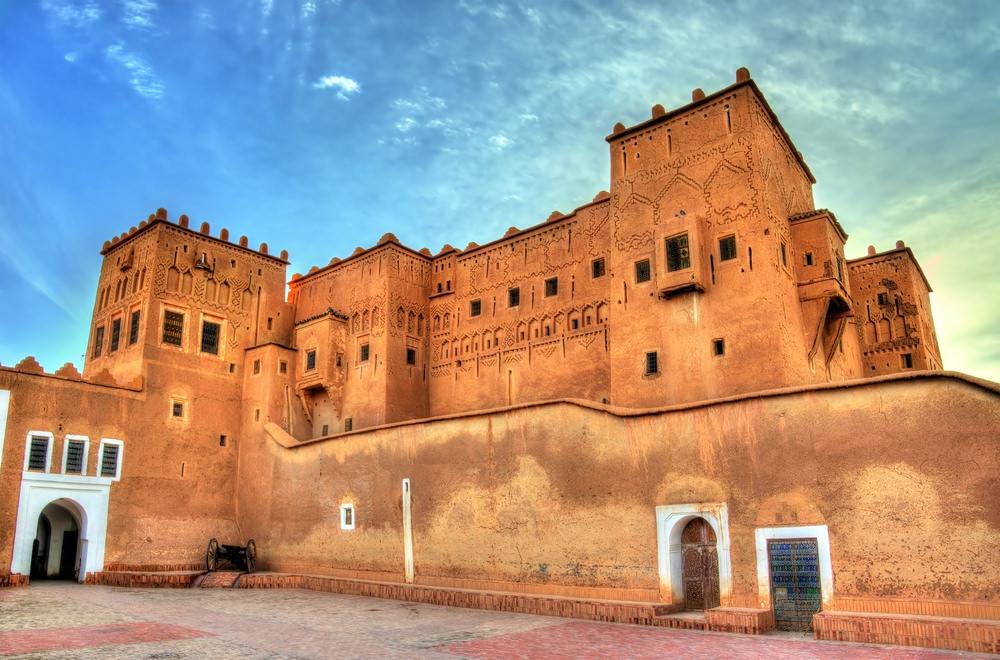 Qasba Taourirt, Ouarzazate