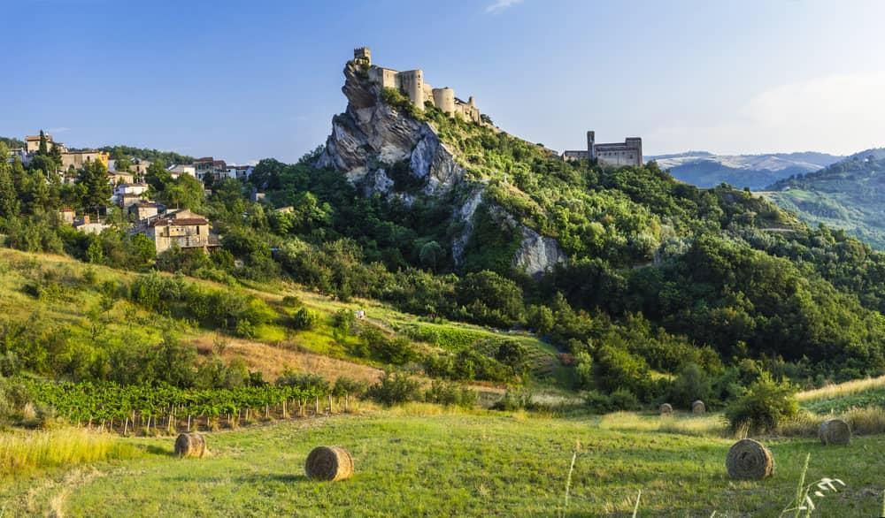 Roccascalegna, Castello (Val di Sangro)