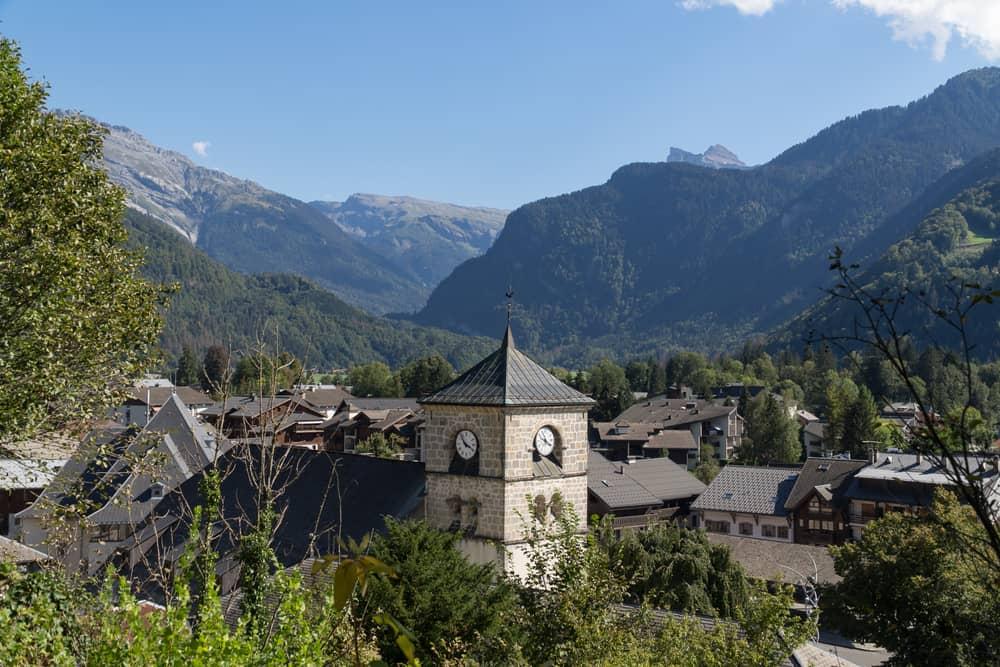 Samöens, Alta Savoia