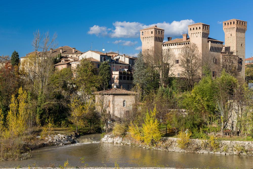 Rocca, Vignola