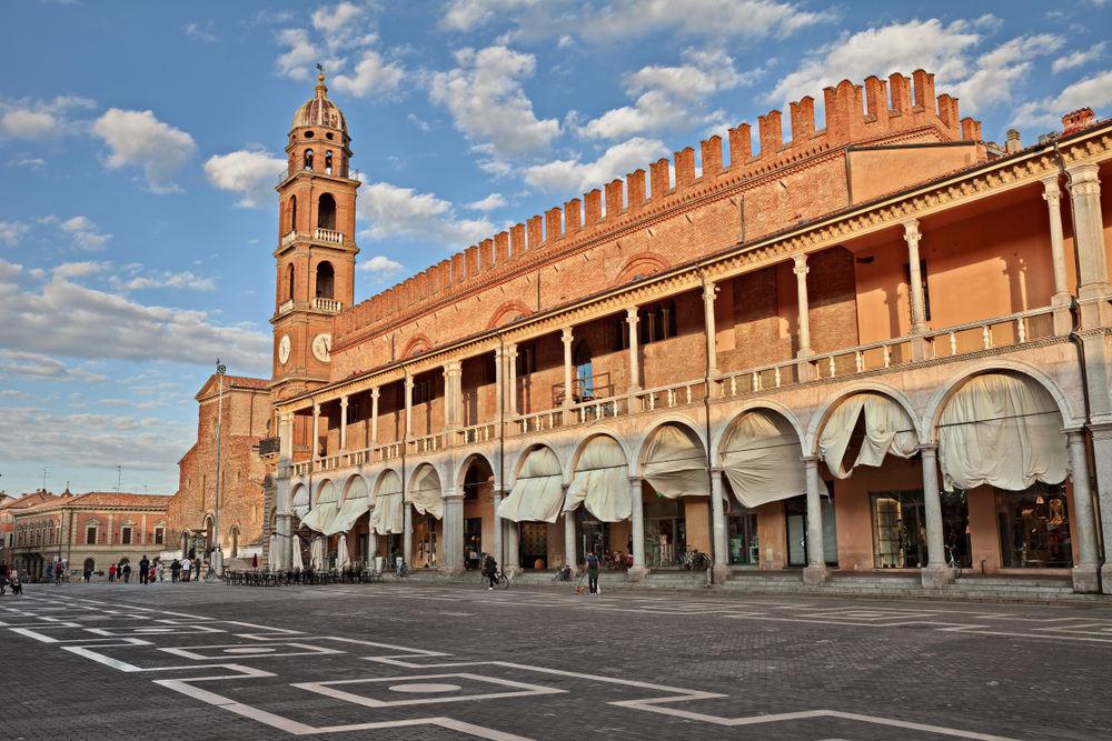 Faenza, Strada del Sangiovese