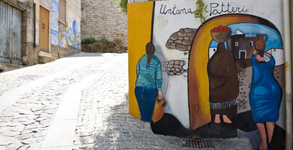Murales Italia