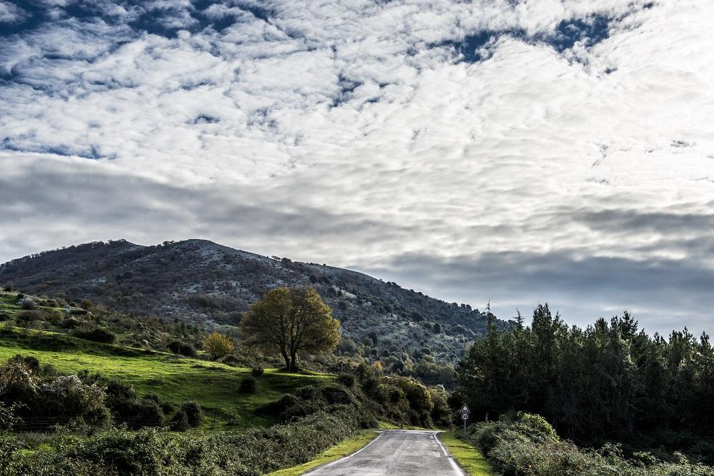 Rocca Massima, Monti Lepini