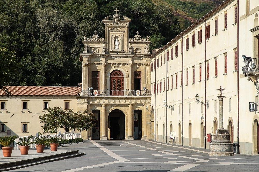 Santuario San Francesco, Paola