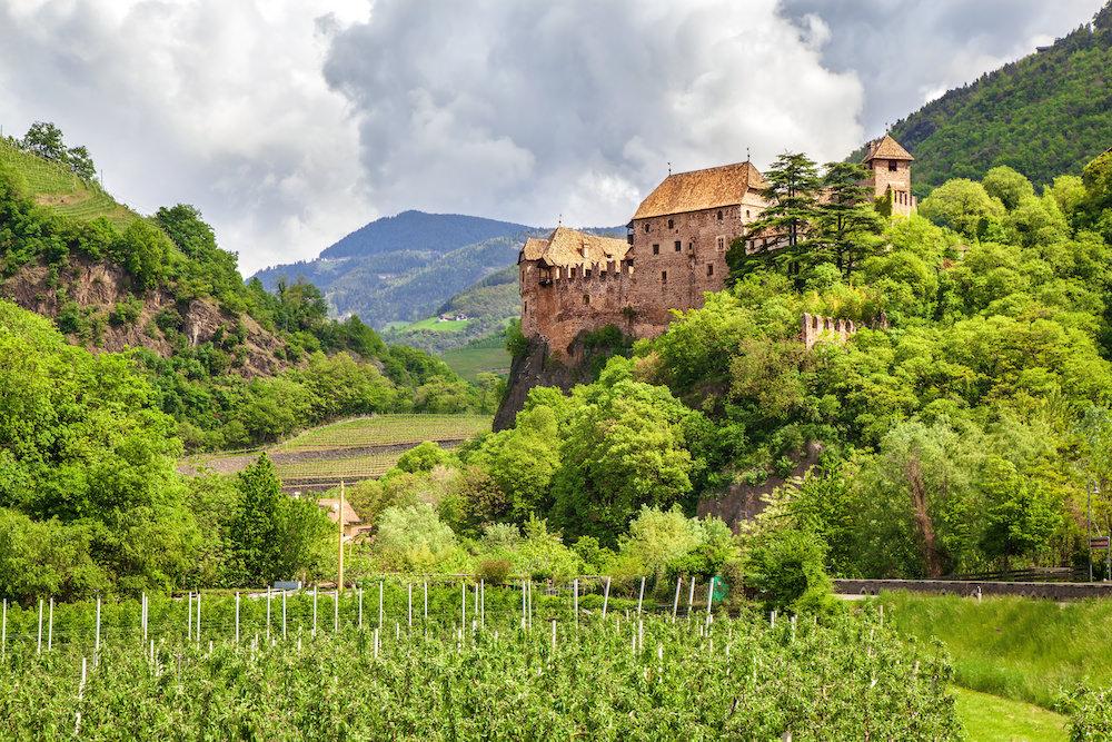 Castelli dell'Alto Adige, Castel Roncolo