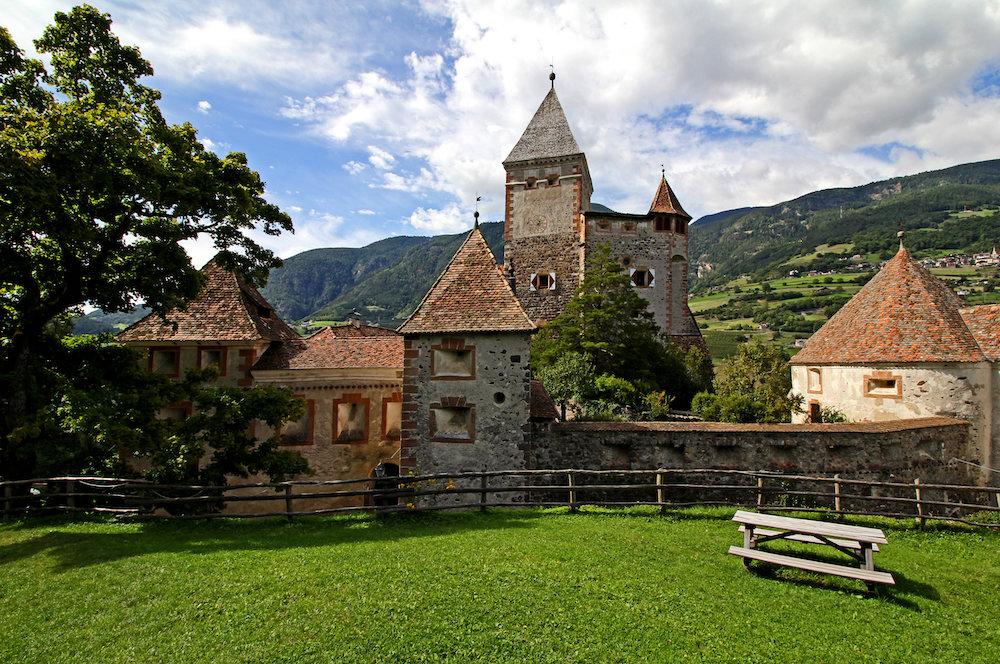 Castelli dell'Alto Adige - Castel Trostburg