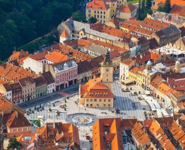 città gioiello Romania