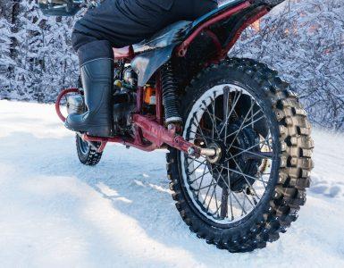 Gomme invernali moto
