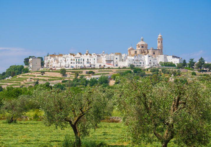 Valle d'Itria, Puglia