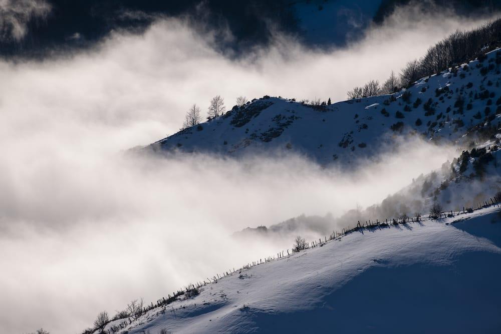 Passo Scalucchia inverno