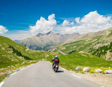 passi di montagna della provenza