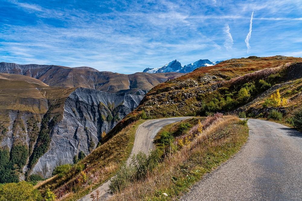 strade montagna francia, Alpe d'Huez,