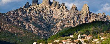 Bavella Corsica
