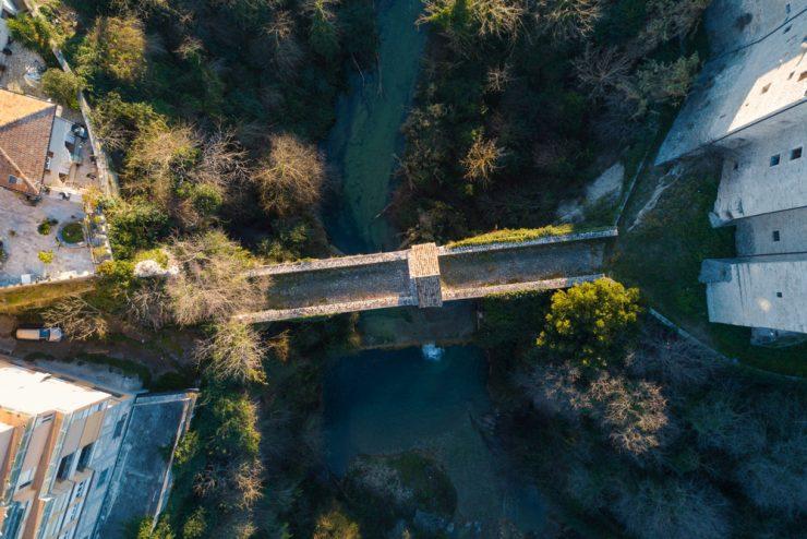 Valle del Tronto, Ascoli