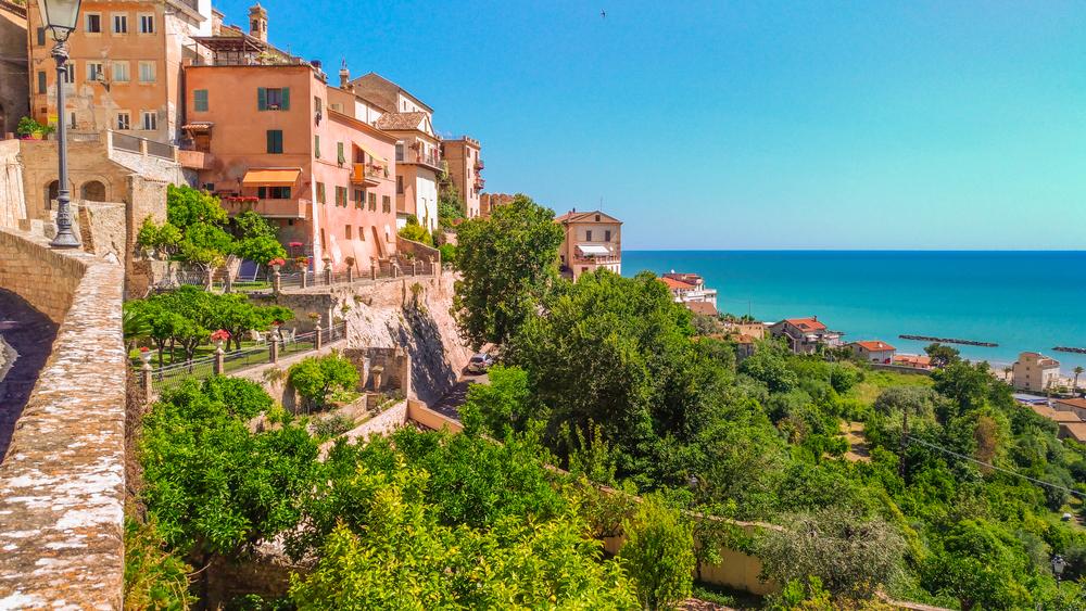 Borghi più belli d'Italia 2021 - Grottammare, Marche